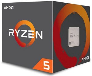 Processador AMD Ryzen 5 1400 3.4GHZ Max Turbo Canche 10MB 4 core 8 thread 14nn 65W