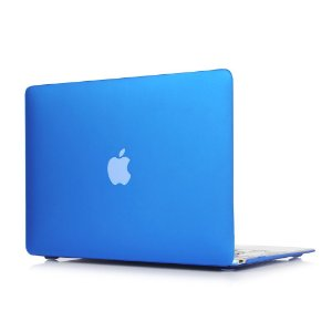 Capa Case Para Macbook Pro Retina 13 Polegadas Azul
