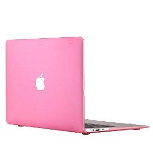 Capa Case Para Macbook Pro Retina 13 Polegadas Rosa