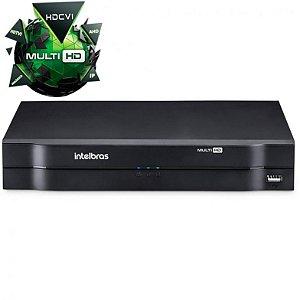 DVR Intelbras 04 Canais MULTI HD 5 em 1- MHDX 1004