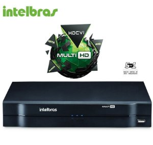 DVR Intelbras 16 Canais MULTI HD 5 em 1- MHDX 1016