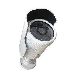 Câmera Ahd 720p Bullet Externa, Em Abs Ip66 1/4 3.6mm - 181