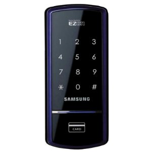 Fechadura Digital Samsung Shs-1321 Touch Screen e RF ID