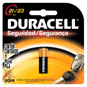 Pilha Bateria 12v 23a Duracell Alcalina MN21BPL - 6410