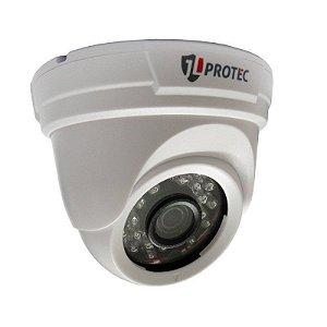 Câmera Cftv Dome Interna JL Protec AHD 1/3 3.6mm JL-AHD2005