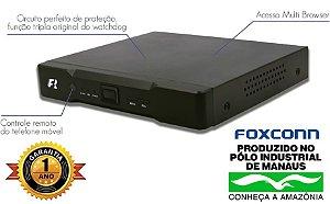 DVR HD 8 CANAIS 4 EM 1 FOCUSBRAS HB5-1M8