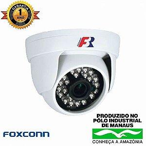 Câmera Dome Abs 720P IR 2.8mm 4 em 1 Focusbras FS-PDF1M