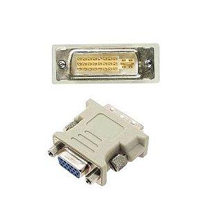 Adaptador Conversor de DVI-I Para Vga  - 01868