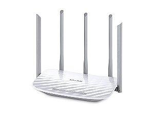 Roteador Wireless Tp-link Archer C60 5 antenas Dual Band AC1350