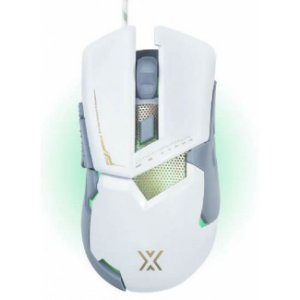Mouse Gamer 7D 3200dpi Infokit Xsoldado Gm-720 (Branco)