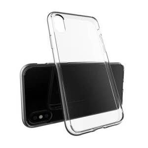 Capa Case Iphone X Flexível - Transparente