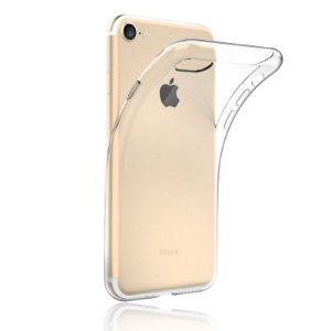 Capa Case Iphone 7 4.7 Flexível - Transparente