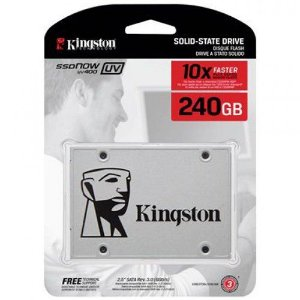 HD Ssd 240gb Kingston A400 sata 3 - 6gb/s