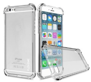 Capa Case Anti Impacto Transparente Flexível - Iphone 6 e 6S