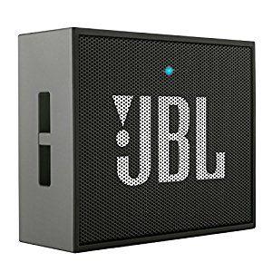Caixa de som Portátil Bluetooth JBL Go - Preto