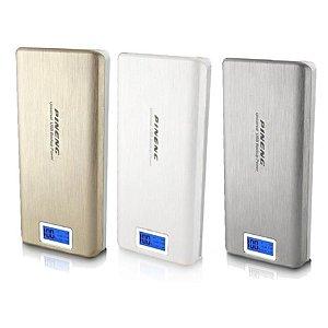 Bateria Portátil Power Bank Pineng 20000mah Pn-999 - Original