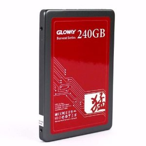 Hd Ssd 240gb Sata 3 6gbps Gloway Fervent Series