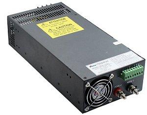 Fonte Chaveada 12V 83A 1000w Bi-volt Andeli MS-1000w-12