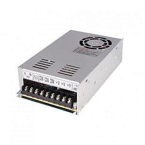 Fonte Chaveada 12V 29A 350w Bi-volt MS-350-12 Andeli