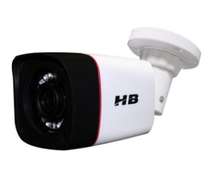 Câmera Bullet 4 em 1, 720p 2.8mm Led Smd - HB tech HB-401