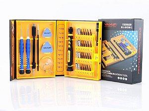 Kit De Ferramentas Profissional 38 Em 1 - Yaxun YX6028A