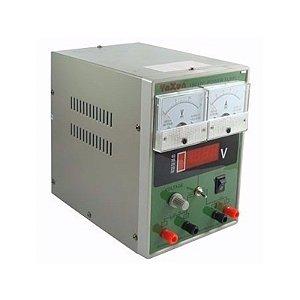 Fonte Assimétrica De Bancada 0-15V 1A - Yaxun 1501AD