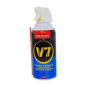 Spray Congelante Aerosol Yaxun V7 Detecta Curto 350ml