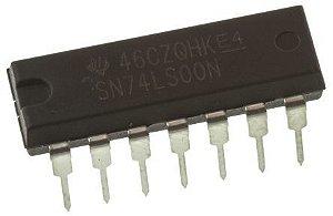 C.i. - Circuito Integrado SN74LS00N