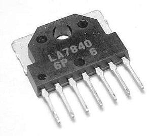 C.i. - Circuito Integrado LA7840 (SIP-7)