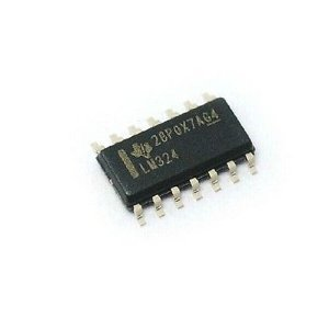 C.i. - Circuito Integrado LM324 SMD (SOP-14)