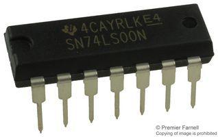 C.i. - Circuito Integrado SN74LS08N - (DIP-14)