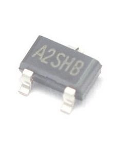 Transistor Mosfet SI2302 SI2302DS A2SHB (SOT-23)