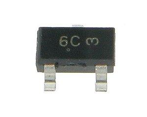 Transistor BC817 | BC817-40 | 6C (SOT-23)