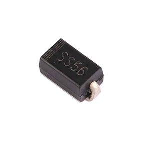 Diodo SMD SS56 | SR560 | DO-214AC