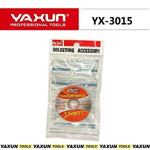 Malha Dessoldadora Yaxun Yx-3015 | 3,0mm 1,5m