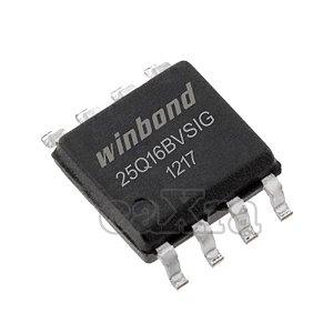 Memória Flash Winbond W25Q16BVSSIG | W25Q16 | W25Q16BVSIG (SOP-8)