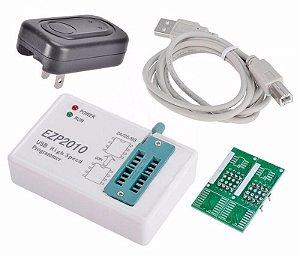 Gravador Programador Flash Eprom Ezp2010