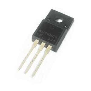 TRANSISTOR P 10N60 ISOLADO (TO-220)