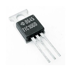 TRANSISTOR TIC 106 D (TO-220)