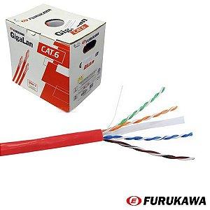 CABO DE REDE CAT6 FURUKAWA GIGALAN  - 1 METRO
