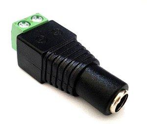 Conector Adaptador p4 Borne Femea