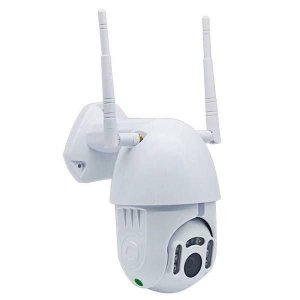 Câmera Mini Speed dome IP Externa PTZ 2MP Onvif WIFI - Fullsec SDIP-01