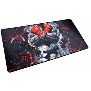 Mouse Pad Gamer Extra Grande 70x35x3mm Ryu Street Fighter - Exbom MP-7035C11