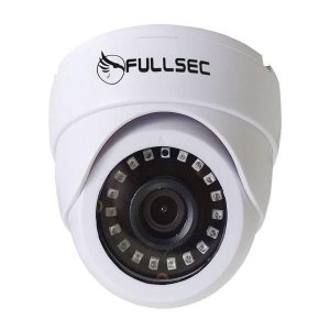 Câmera Dome AHD 720P 2.8mm 1/3 25 metros  FSM-AH11 Fullsec