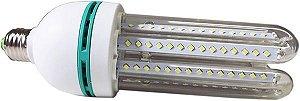 Lâmpada De Led 4U 23W  E27 Bi-Volt 6000k
