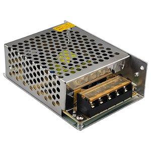 Fonte Chaveada Colmeia 12V 5A 60W - Bi-volt 110/220v