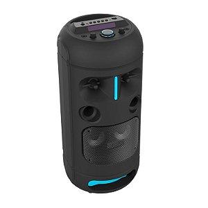 Caixa De Som Portátil Torre 30W C/ Subwoofer Bluetooth 5.0 SD/USB/FM/TSW | A1-54
