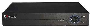 Dvr HD 4 Canais 5 Em 1 1080N P2p Cloud - JL Protec 6004A