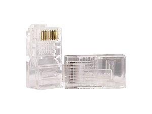 Conector Rj45 CAT5E Basic, Nexlan - 100 Unidades
