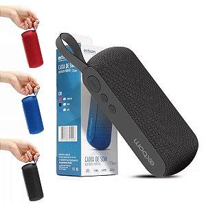 Caixa De Som Bluetooth Portátil Mini 3W Tws |Exbom CS-M29BT